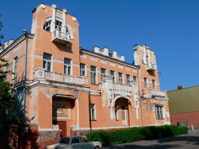 Краеведческий музей имени Виталия Бианки, Бийск