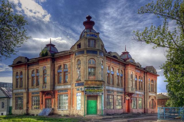 Торговый дом Шмидта, Балаково
