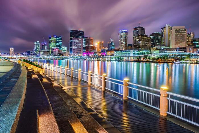 Отдых в Брисбене