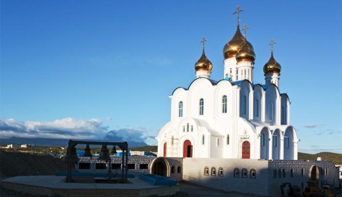Храмы Петропавловска-Камчатского
