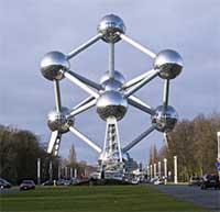 Фото достопримечательностей Брюсселя