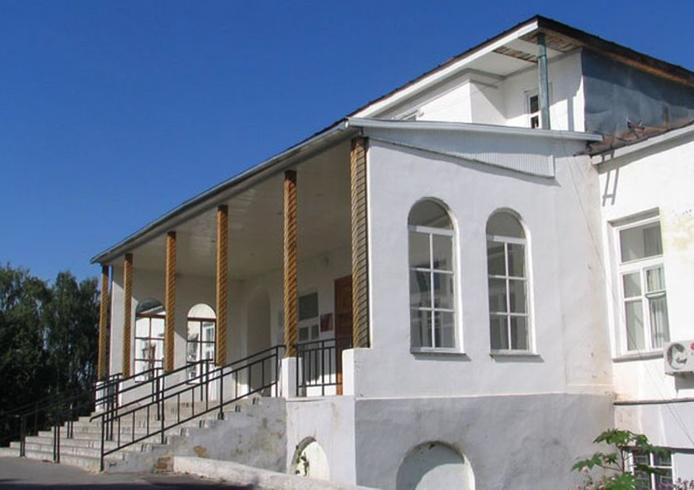 Знаменский районный краеведческий музей