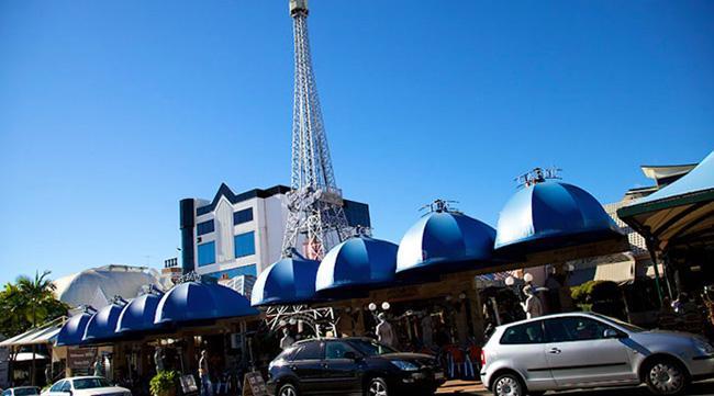 Брисбенская Эйфелева башня