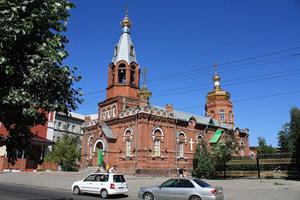 Никольская полковая церковь