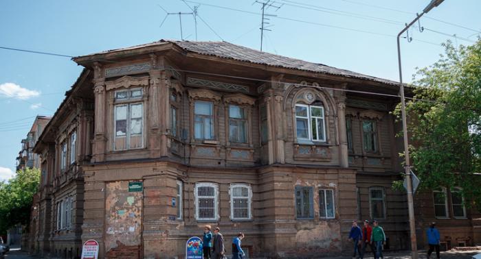 Дом-музей А. И. Кочешева