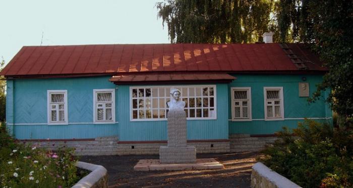 Дом-музей детского писателя А.П. Гайдара