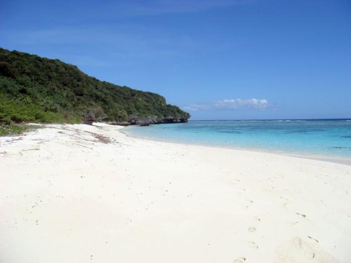 Остров Тига в Новой Каледонии