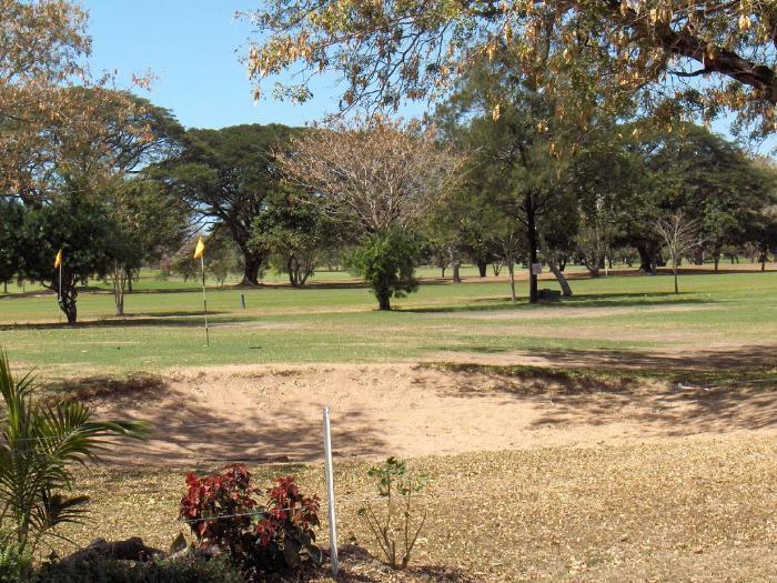 townsville golf course