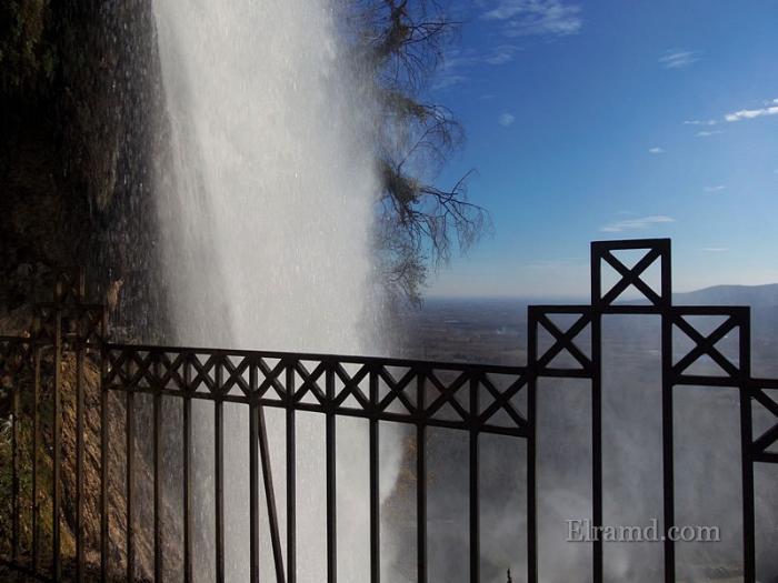 Прогулка за водопадом