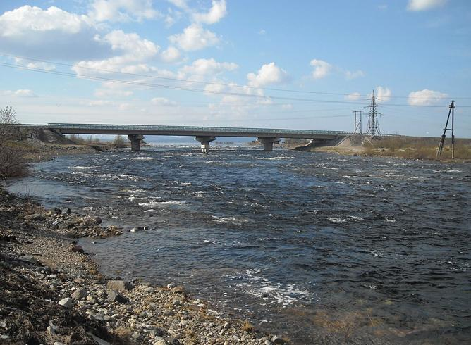Река Монча