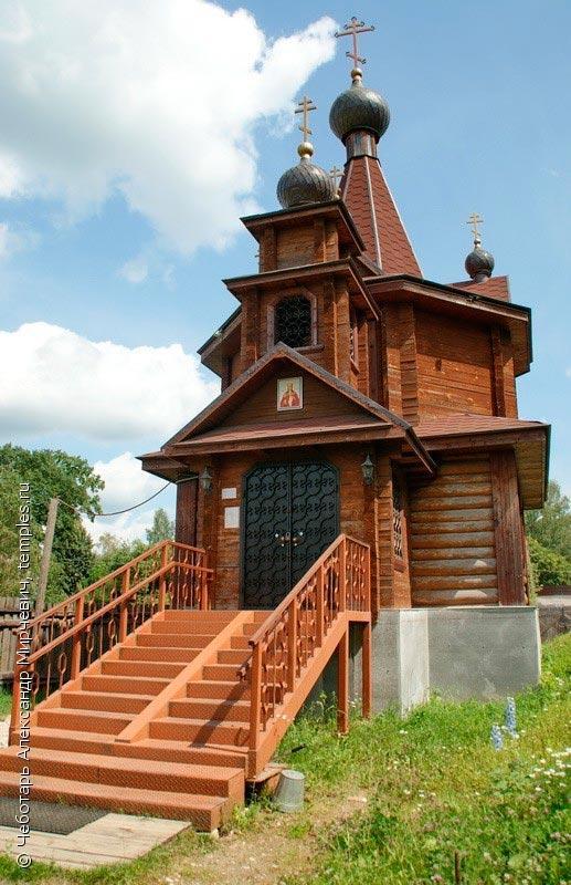 Церковь Варвары