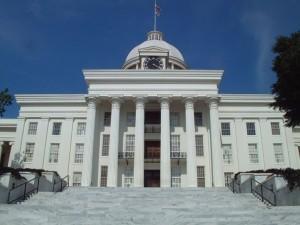 Государственное учереждение в Алабаме