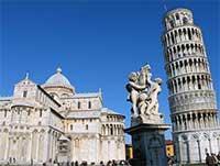 Достопримечательности Пизы в Италии