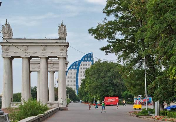 Парк Победы Волгоград достопримечательности фото