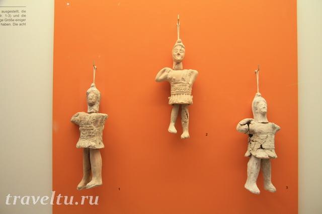 Древняя Олимпия статуэтки