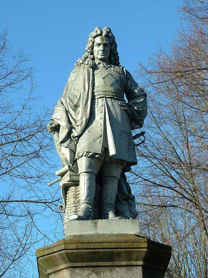 Памятник Вобану