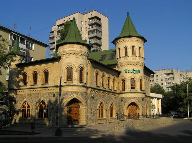 Замок-ресторан Холбург