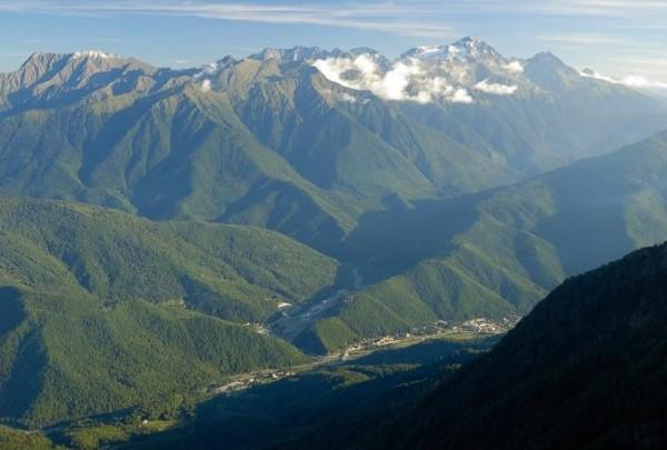 Гора Чугуш фото