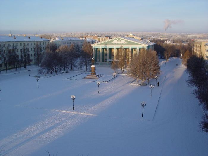 Город Лениногорск