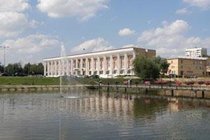 Администрация города Чехов Московской области