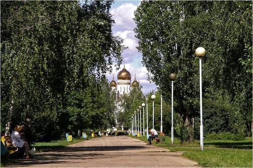 Городской парк культуры и отдыха, Тольятти