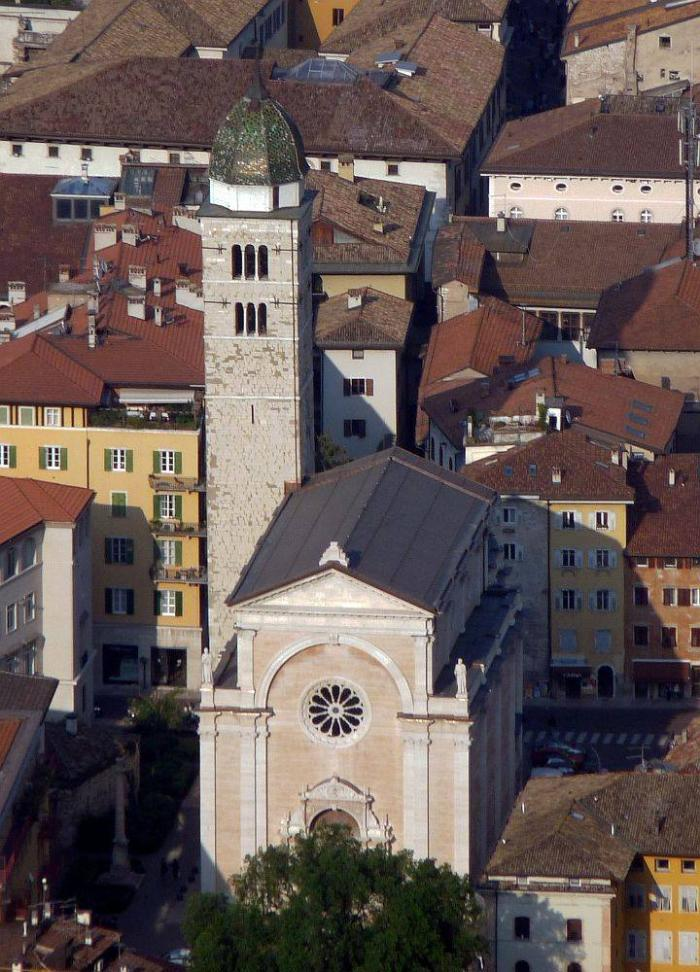 Церковь Санта - Мария - Маджоре