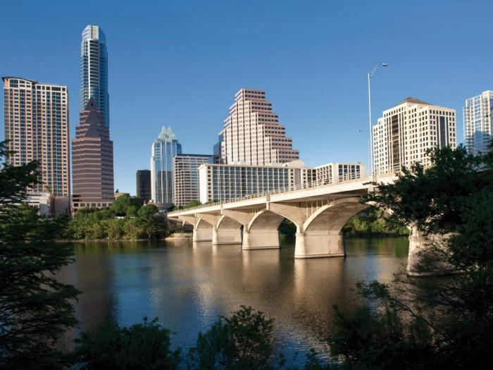 Столица Техаса