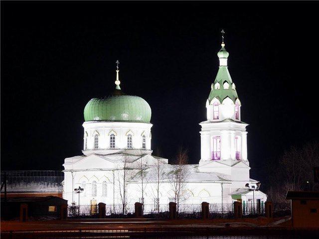 Храм Космы и Дамиана, Набережные Челны