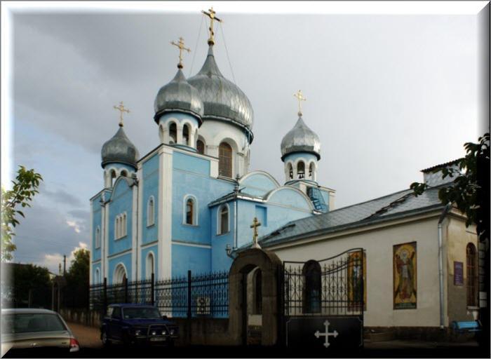 бахчисарай церковь феодоровской иконы божией матери