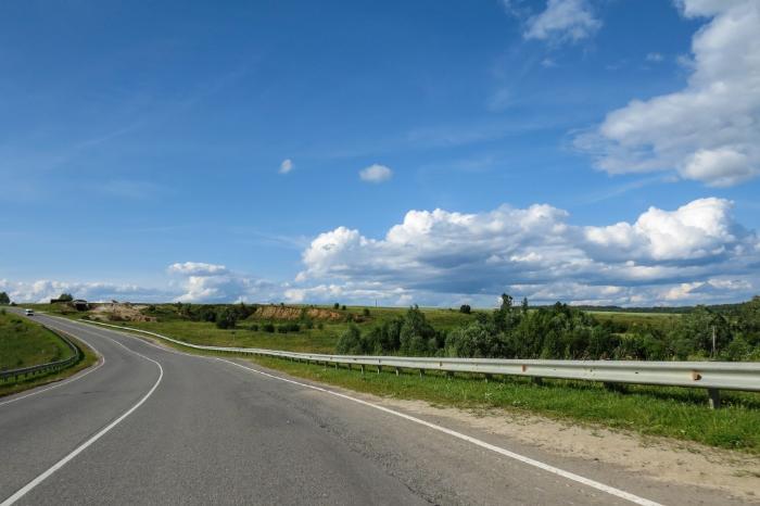 Козьмодемьянск, дорога