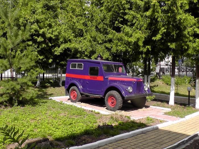 Музей истории Рузской милиции