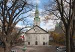 Собор Святой Троицы в Квебеке (Канада)