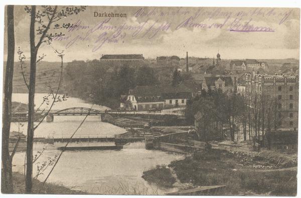 ГЭС Даркемен