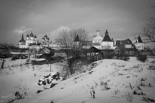 кремль и озеро неро достопримечательности ростова великого