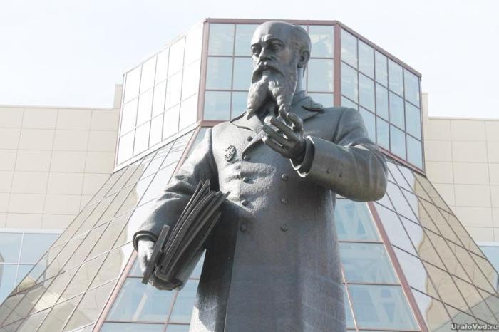 Памятник Грум-Гржимайло