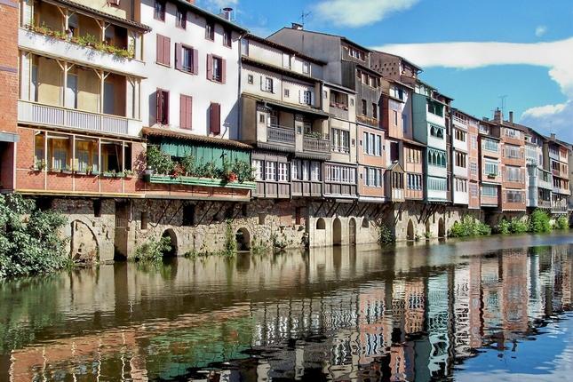 Castres - Что посмотреть в окрестностях Альби (Albi), Франция - города и достопримечательности вокруг Альби, как добраться - расписание, цены. Путеводитель по Альби