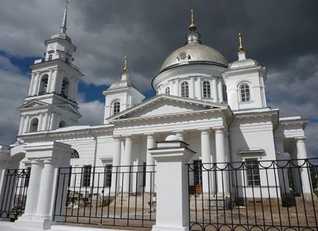 Храм Воскресенья