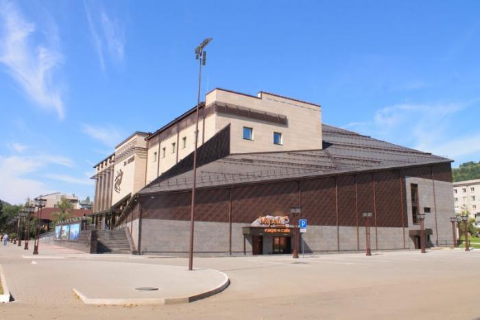 Краеведческий музей им. Анохина, Горно-Алтайск