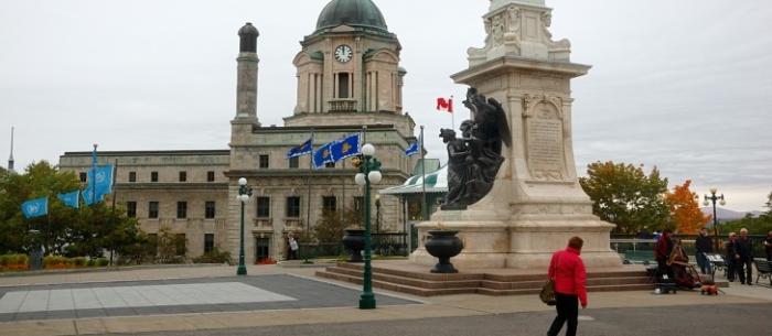 Памятники Канады