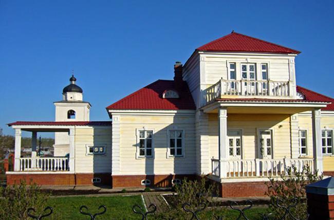 Аксаковский историко-культурный центр «Надеждино»