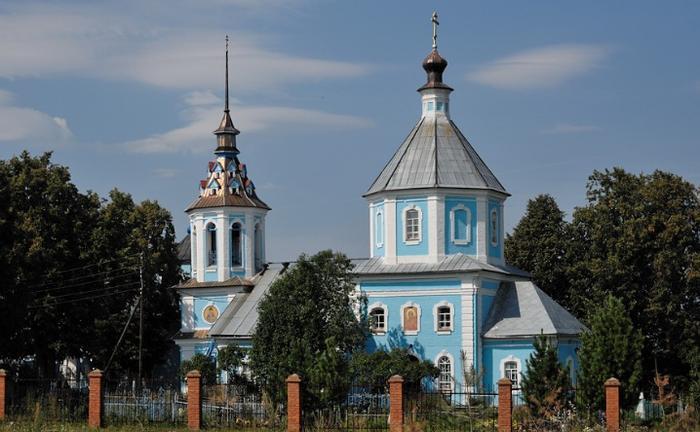 усадьба Титовское