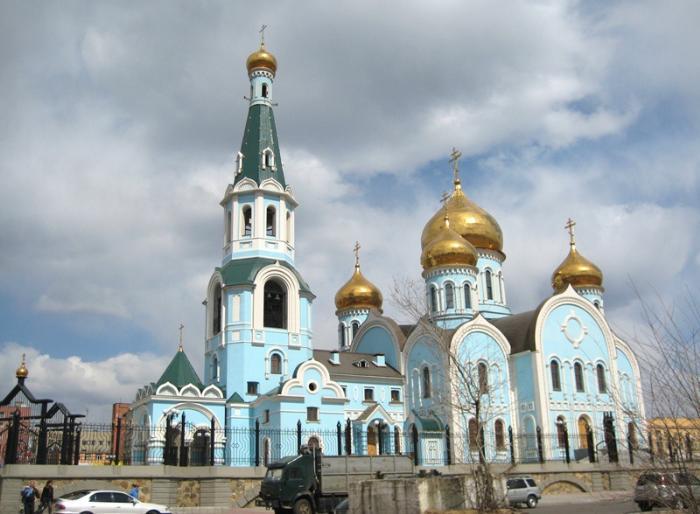 Казанский кафедральный собор, Чита