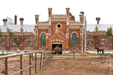 Старожиловский конный завод