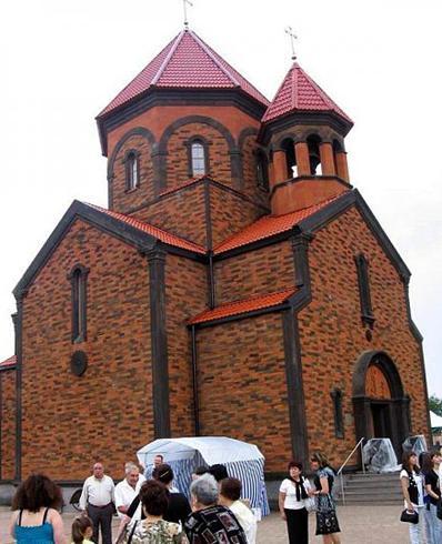 Церковь Сурб Арутюн