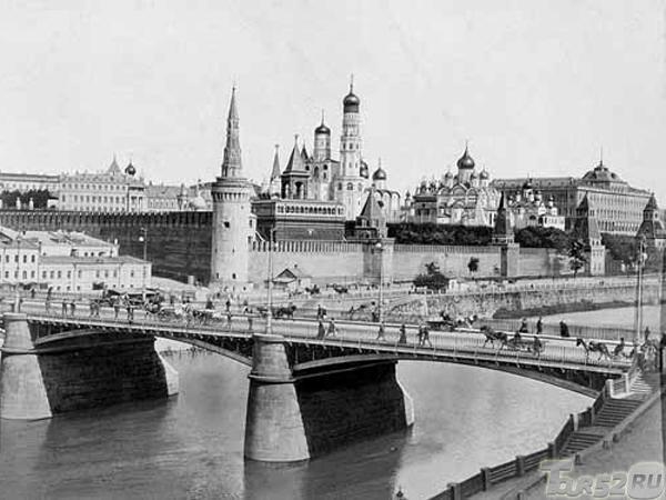 Москва начало XX века фото