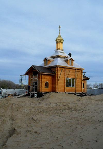 монастырь архистратига Михаила, Краснослободск