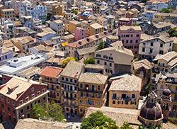 Старый город, Керкира (Корфу)
