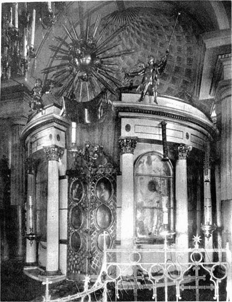 Церковь святой Екатерины в Мурино