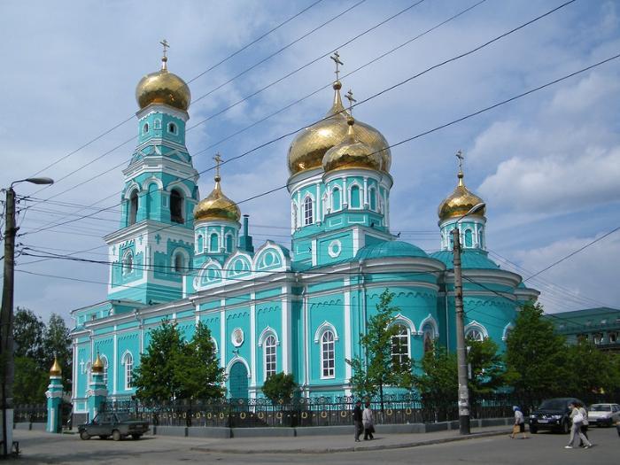 Казанский кафедральный собор, Сызрань